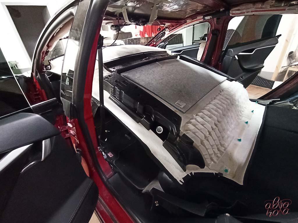 Картинка автомобиль со снятым потолком