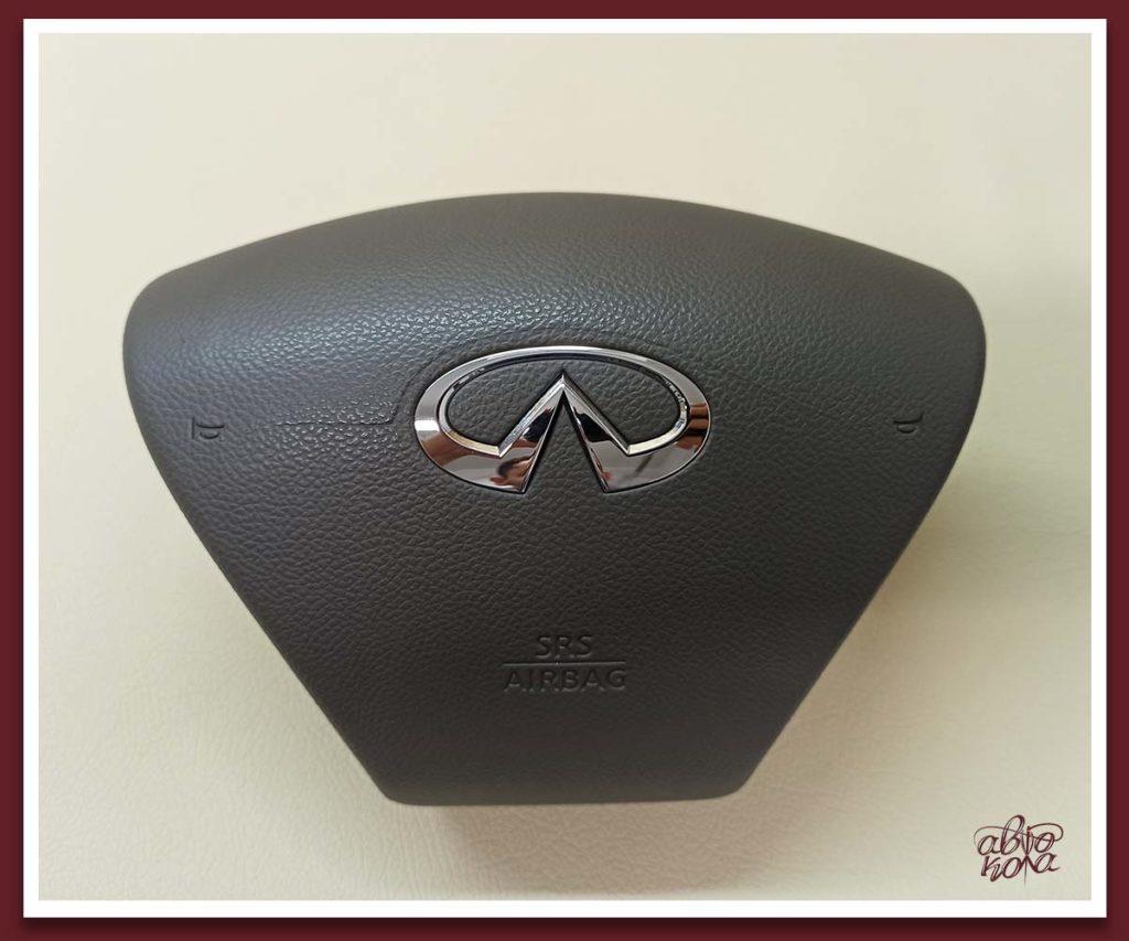 Картинка снятая подушка руля airbag